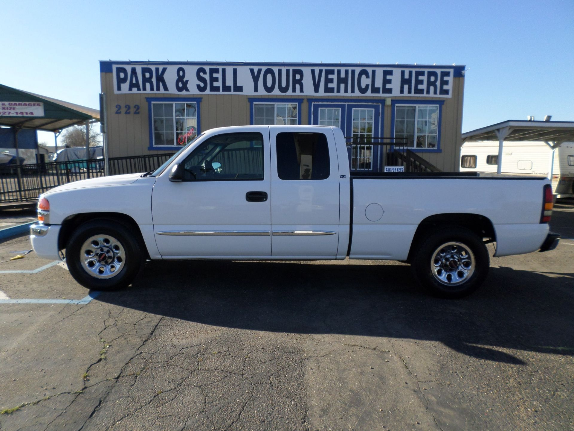 Truck For Sale 2005 Gmc Sierra 1500 Extended Cab In Lodi Stockton