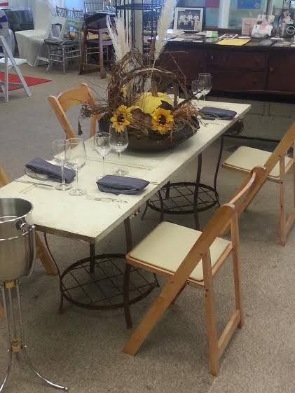 natural wood garden chairs - Party Time Rental and Events