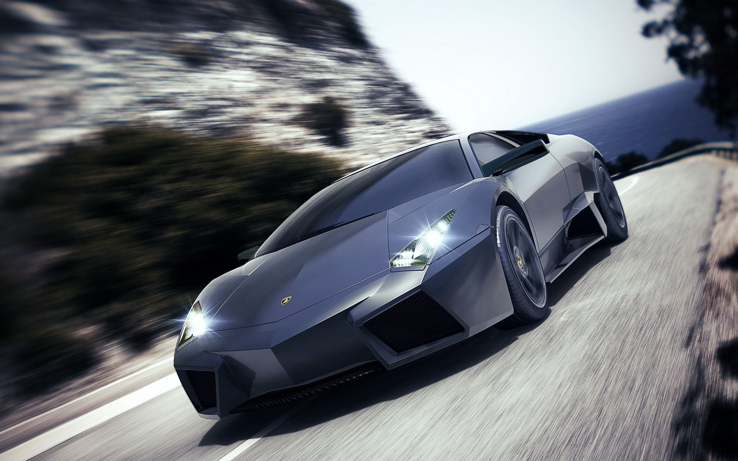 Lamborghini Reventon Overpowering Lamborghini Lamborghini
