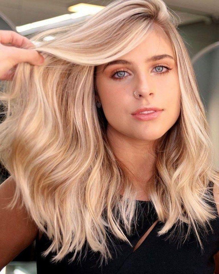 61 Hair Styles For A Blonde Hair Blue Eyes Girl 12 Honey Blonde
