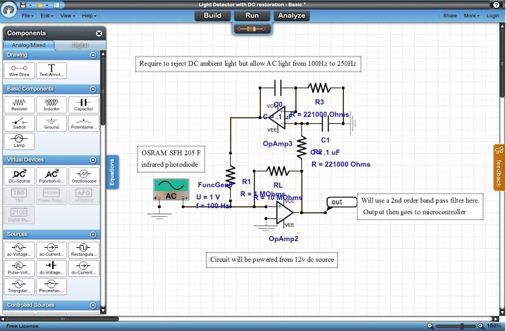 10 Online Ee Circuit Design Simulation Tools Software Electronic Engineering Electricity Electronics Design