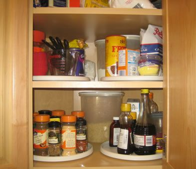 Lazy susans for kitchen cabinet organization kitchen bath lazy susans for kitchen cabinet organization workwithnaturefo