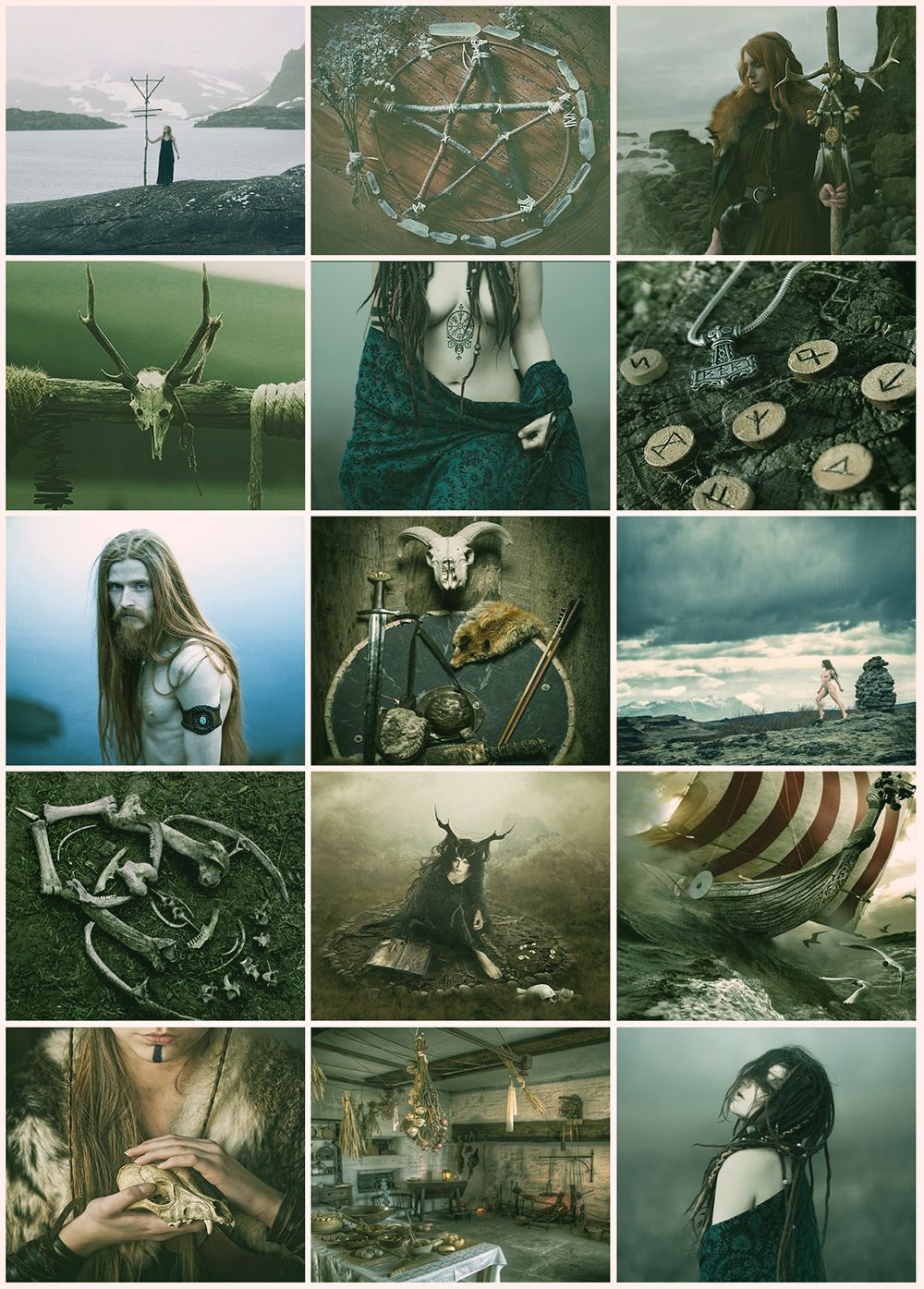 Viking Witch Aesthetic Witch Aesthetic Norse Pagan Viking Aesthetic