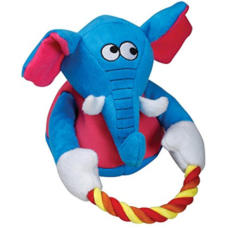 Smart Pet Love Tender Tuffs Tug Tough Dog Toy Play Tug Of