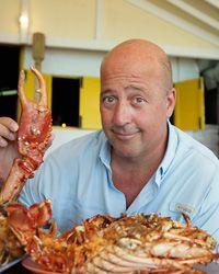 Bizarre Foods Andrew Zimmerman