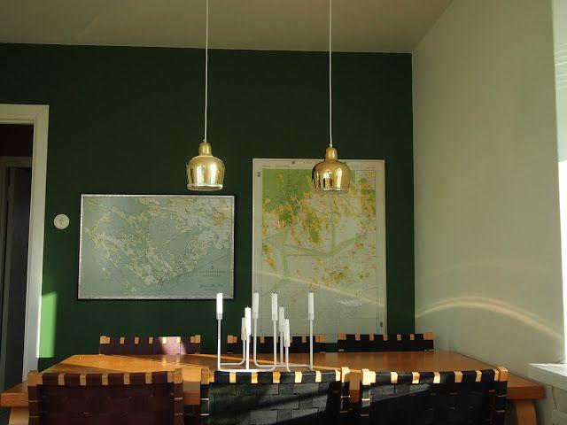 MS Ordinary: Meillä oli vihreä seinä olohuoneessa