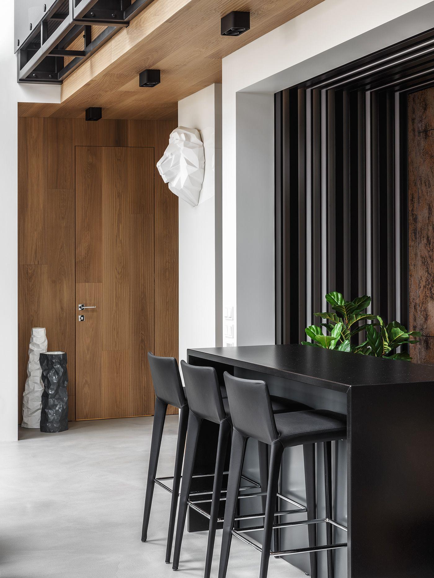 Loft Apartments On Behance