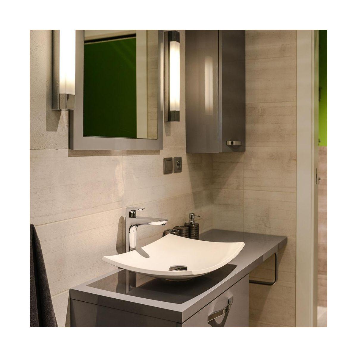 Top Solid Umywalka Natura 500c Bathroom Mirror Lighted Bathroom Mirror Bathroom Lighting