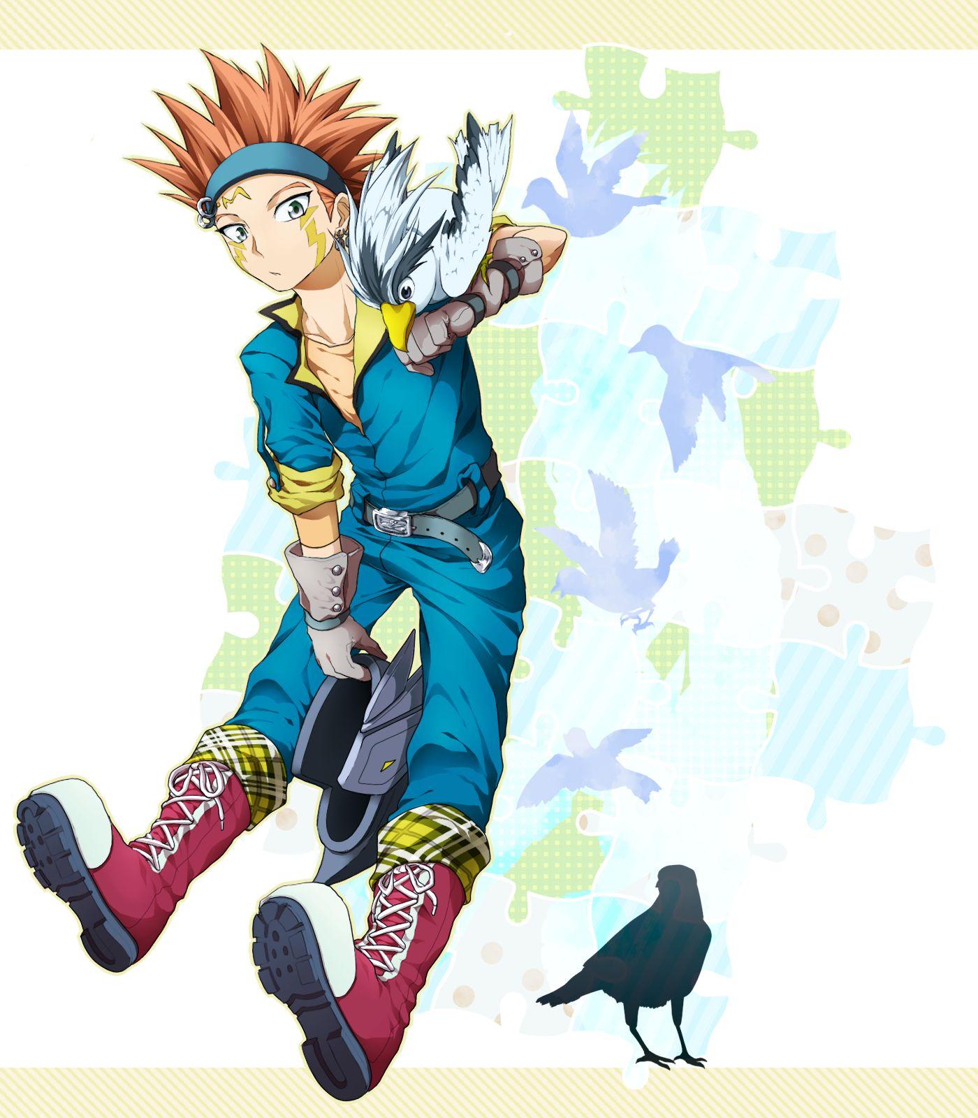 Pin by Kaito Tenjo on Crow Hogan Anime, Yugioh, Anime boy