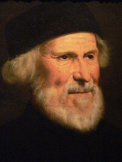 Ritratto di un veneziano di Tintoretto Jacopo Robusti