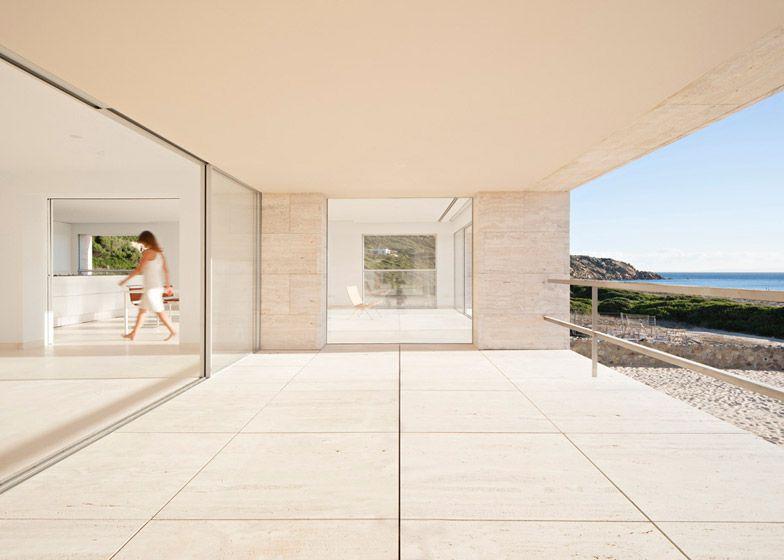 Casa del Infinito, Cádiz, España - Alberto Campo Baeza - foto: Javier Callejas