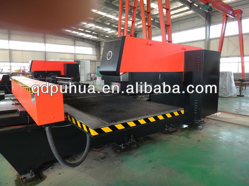 AMADA CNC Turret Punching Machine / CNC Punch Press (ISO