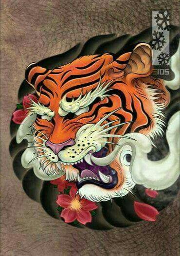 Pin by erick gomes on tattoo pinterest tattoo tigers for Tom servo tattoo