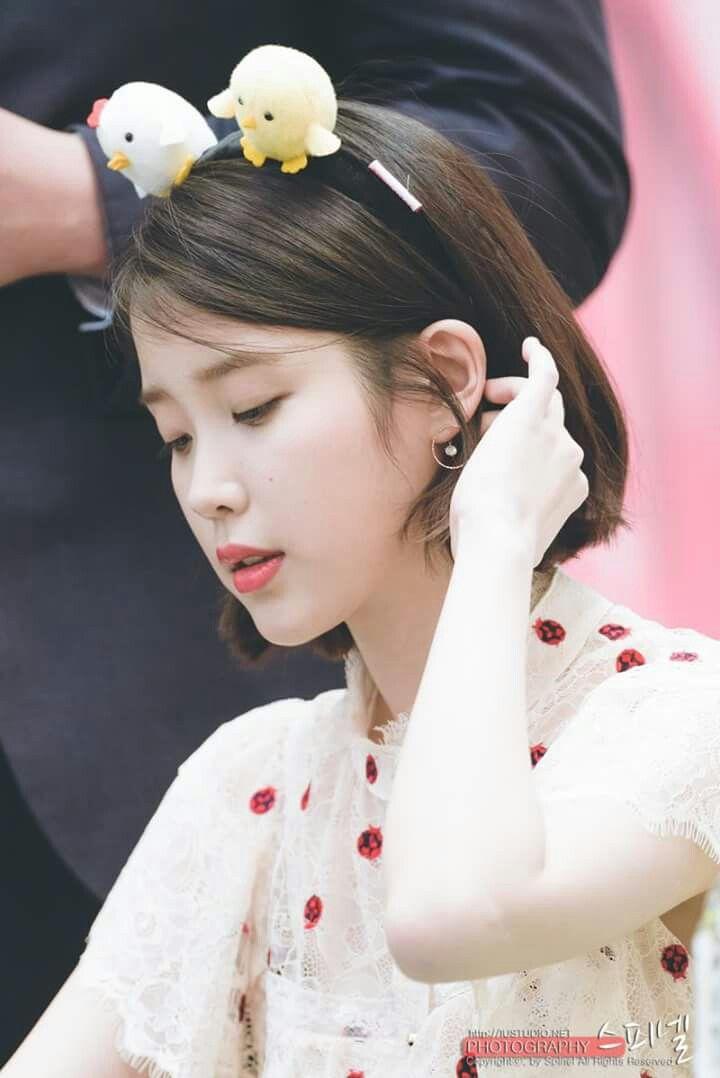 IU 아이유 (Lee JiEun 이지은) 170507 palette FanSign Event