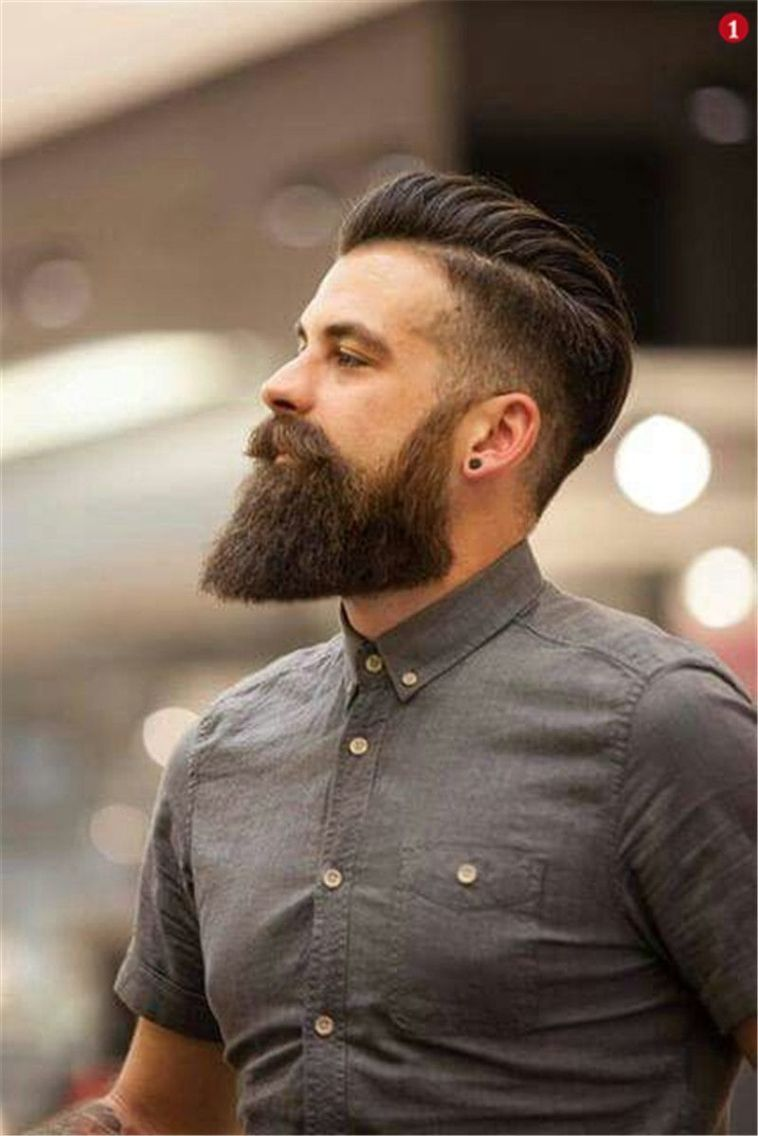 Genuine Beard Styles For Men With Round Face 33 Beard Hairstyle
