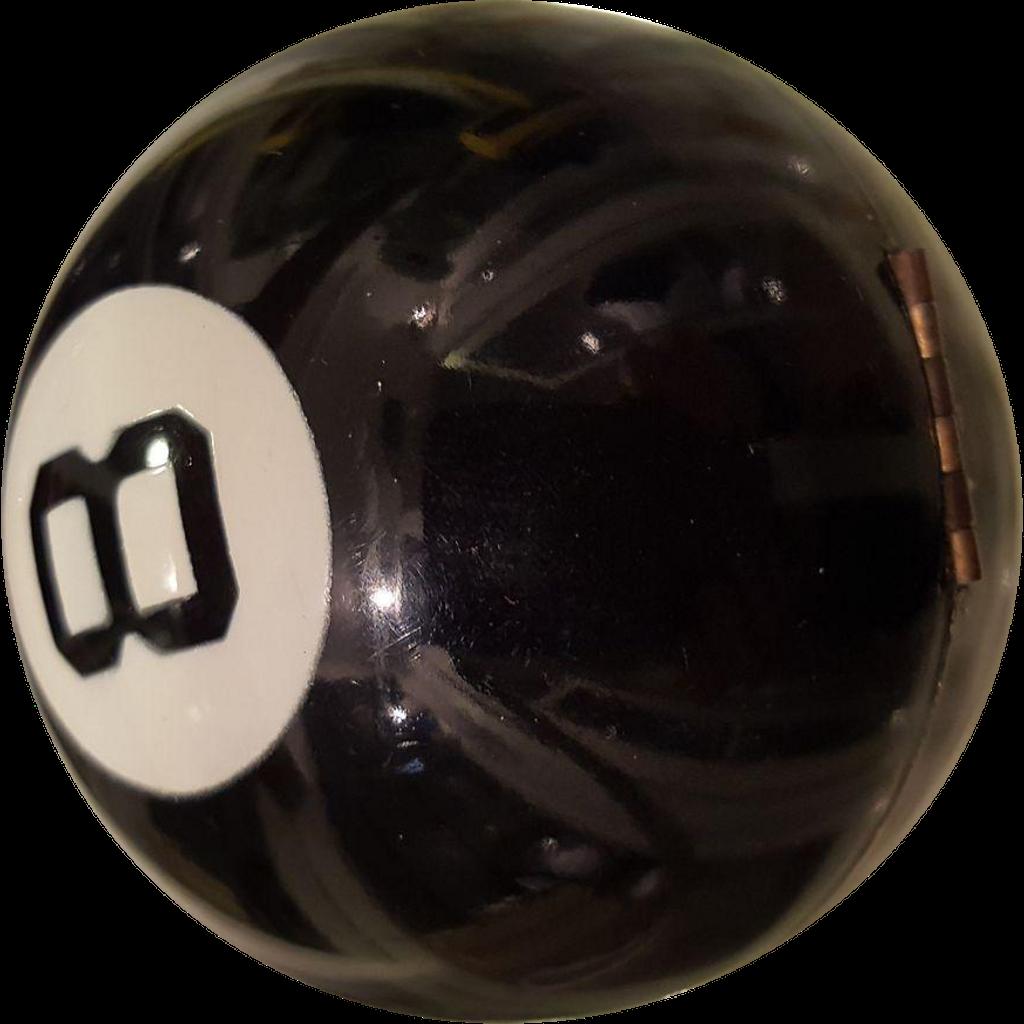 Magic Eight Ball Black Polyvore Moodboard Filler Homestuck Mood Boards Black Aesthetic