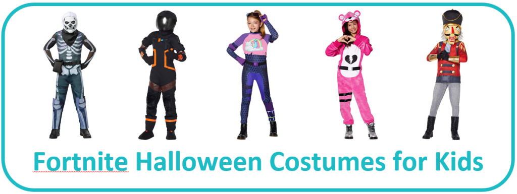 Fortnite Halloween Costumes for Kids and Adults , The Best