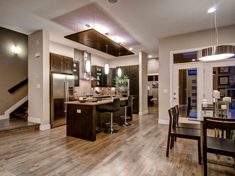 Wäre eine offene Küche das richtige für Sie? - theke für wohnzimmer