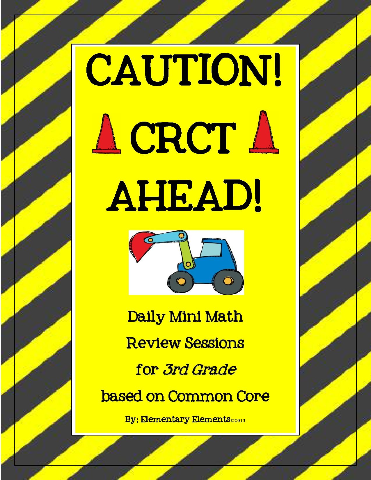 A freebie to use as a review, activator, or summarizer in your third grade