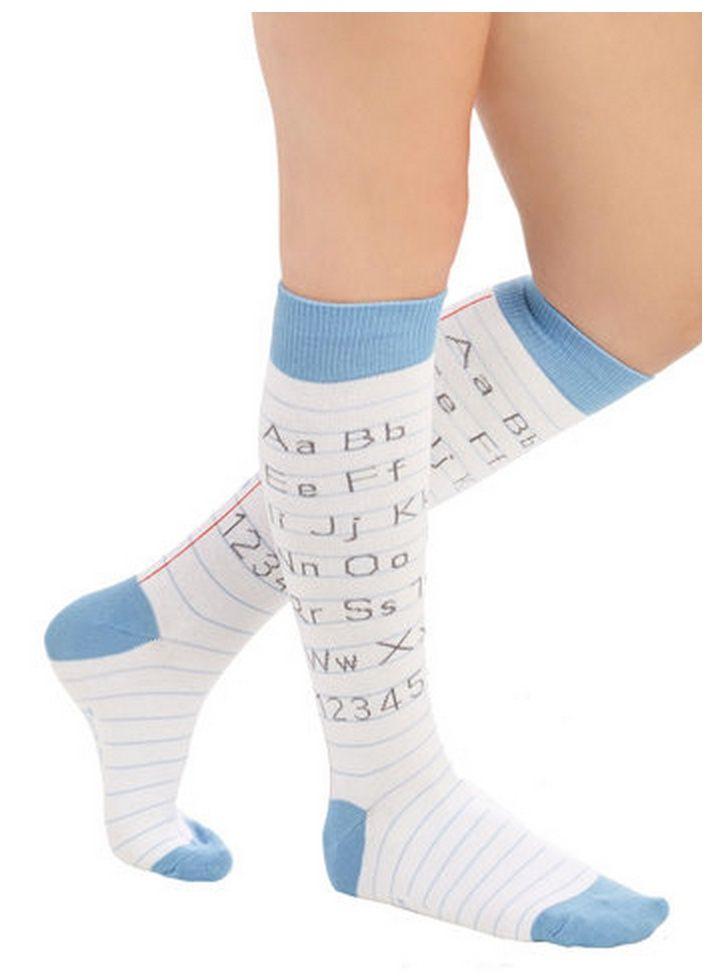 Girls white sock fetish
