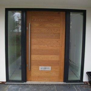 Oak Front Doors   Google Search