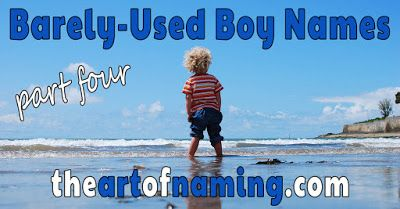 Pin by The Art of Naming on Names for Baby Boys | German baby names