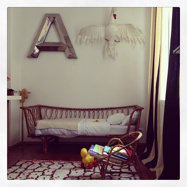 New bed for Achille, 3 years old. | Vintage cots, cribs, bassinets ...