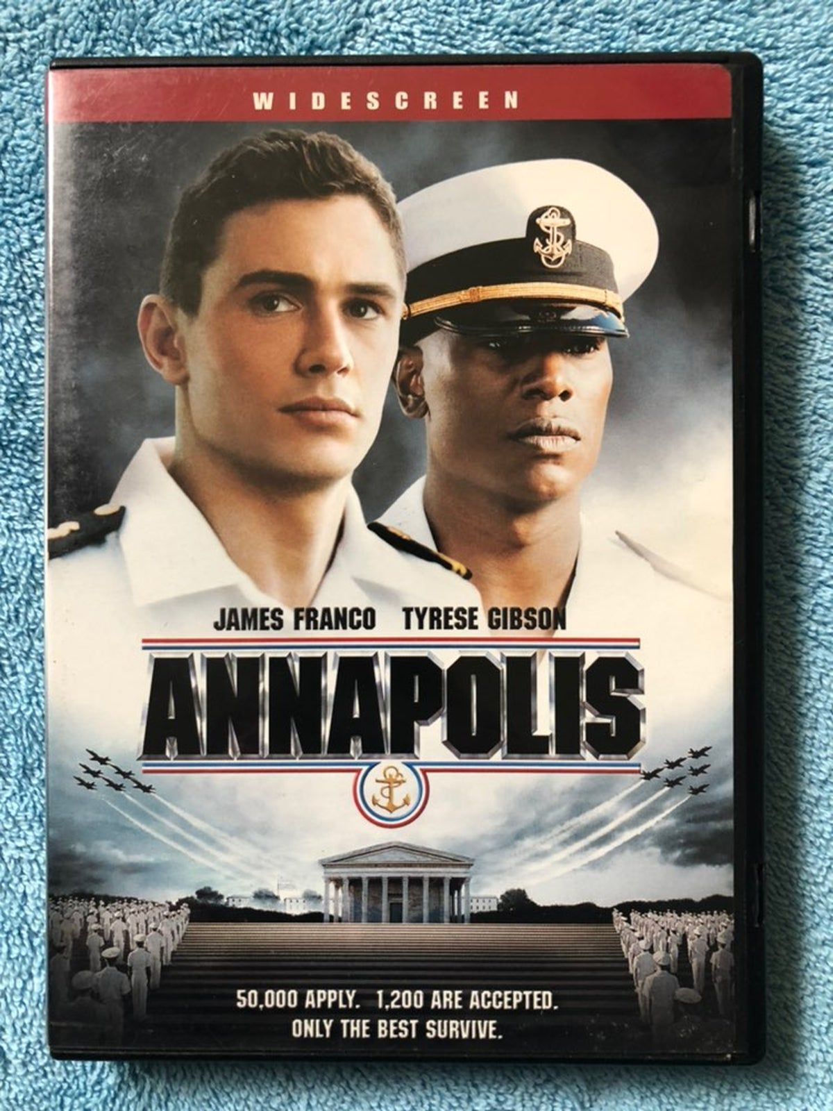 Annapolis Dvd James Franco Dvd Annapolis