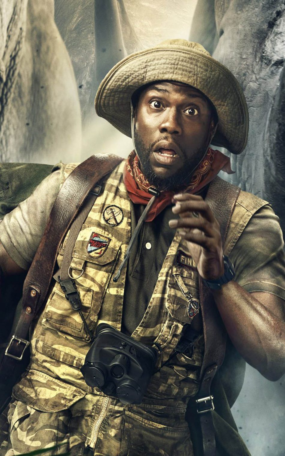 Kevin Hart In Jumanji To The Jungle Kevin hart
