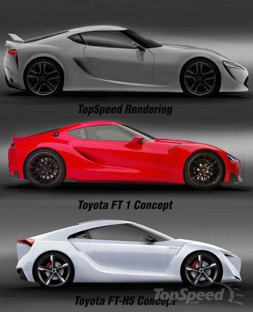 Bmw Toyota Sports Car Development Moving Right Along Wondries