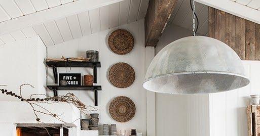 Wonen In Wit : Villa d esta interieur en wonen scandinvisch wonen in zwart wit