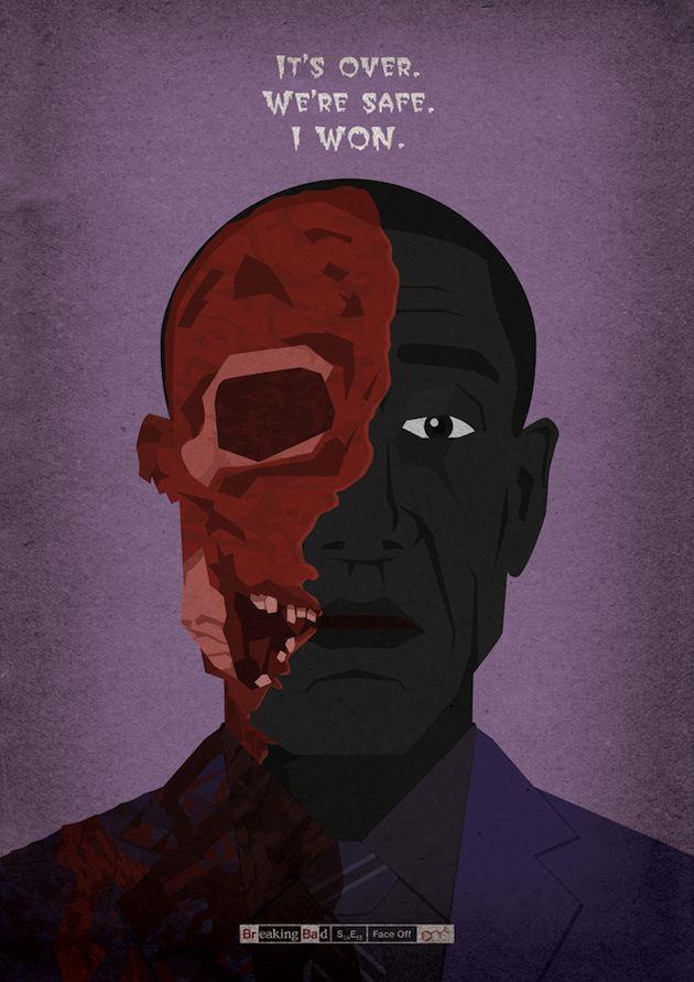 #breakingbad #inspiration #design #poster. Minimalist PosterMinimalist  ArtBreaking Bad .