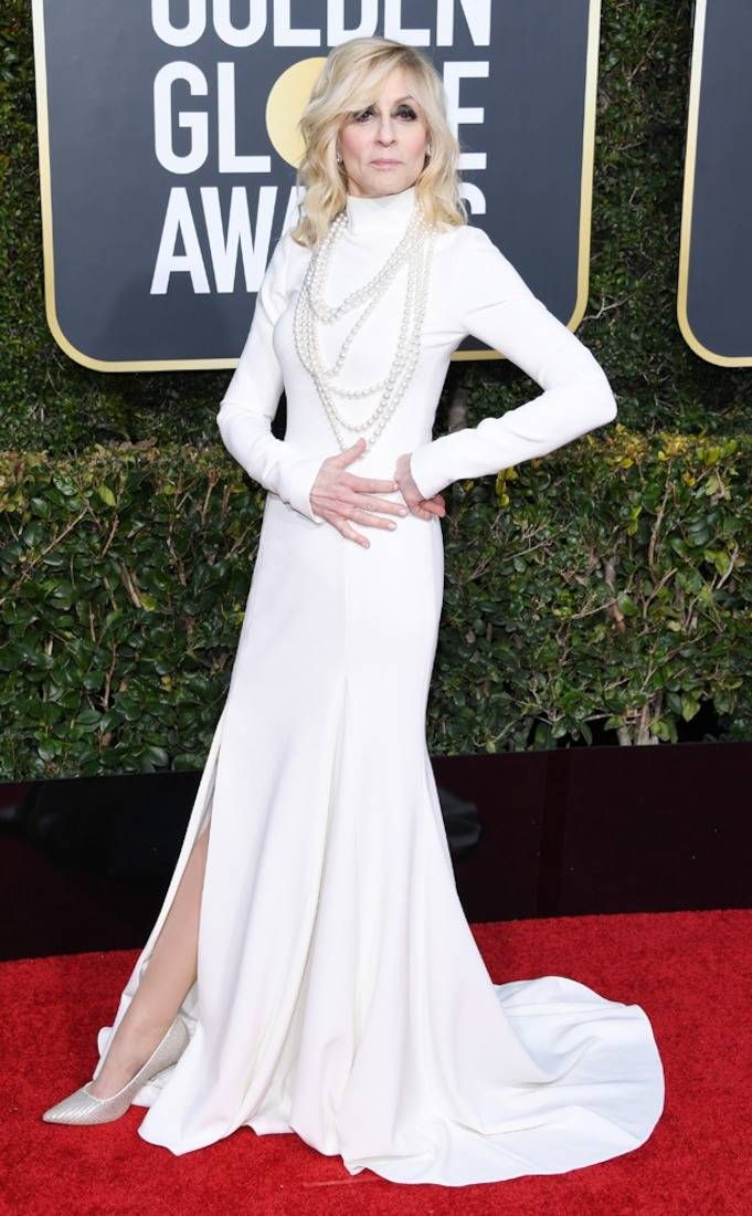 Judith Light from 2019 Golden Globes Red Carpet Fashion