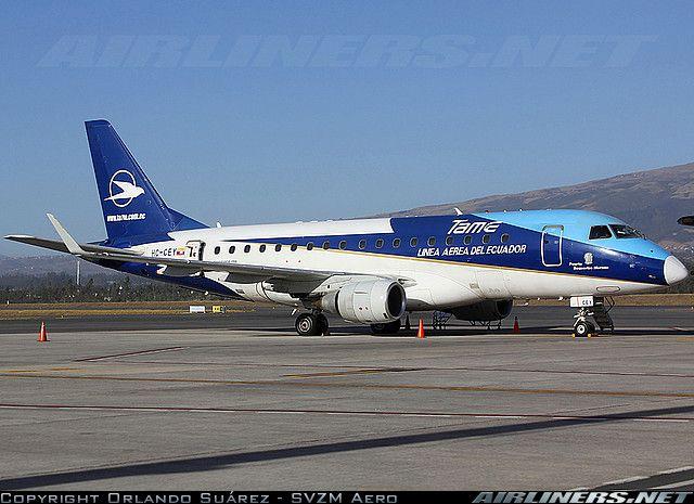 Embraer 170LR (ERJ-170-100LR) aircraft picture