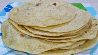 MASA PARA EMPANADAS - HOJARASCAS RELLENAS CON GUISADO - receta antigua - Lorena…