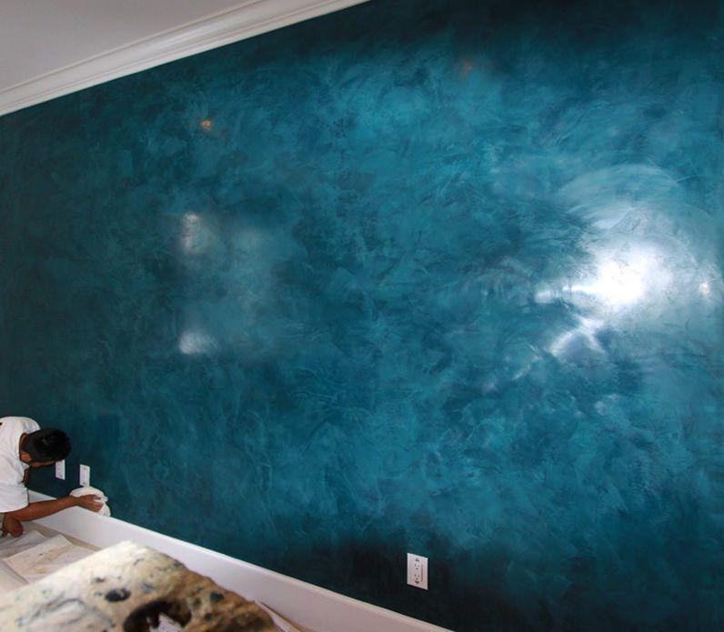 Effetti Pittura Pareti Interne.Pitturare Casa Guida Tecniche Colori Prezzi E Idee
