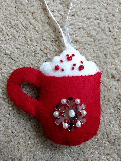 noel couture laine feutree cadeaux faits main loisirs creatifs de noel deco