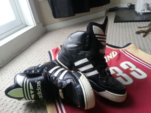 Adidas Lil Wayne Shoes Sz11