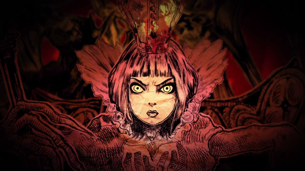 Queen of Hearts - American McGee's Alice Wiki - Madness Returns!