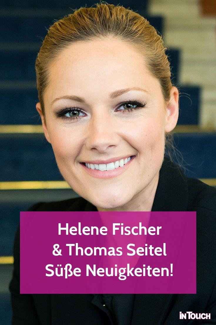 Helene Fischer & Thomas Seitel: Süße Neuigkeiten!