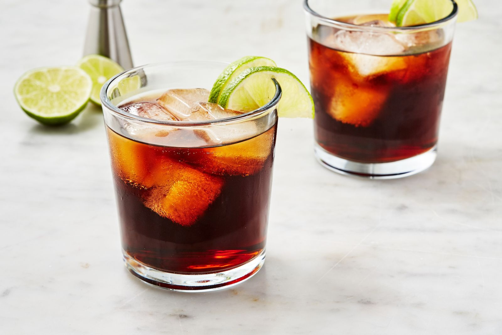 Learn This Easy Ratio For A Perfect Rum & Coke | Recipe in 2020 | Coke recipes, Delish, Best rum ...