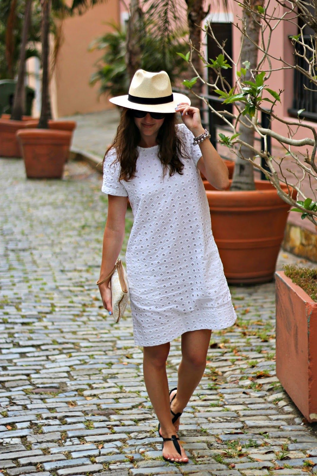 f6eb5c279 The Panama Hat (JCrew), the dress is a new spring staple (Gap ...
