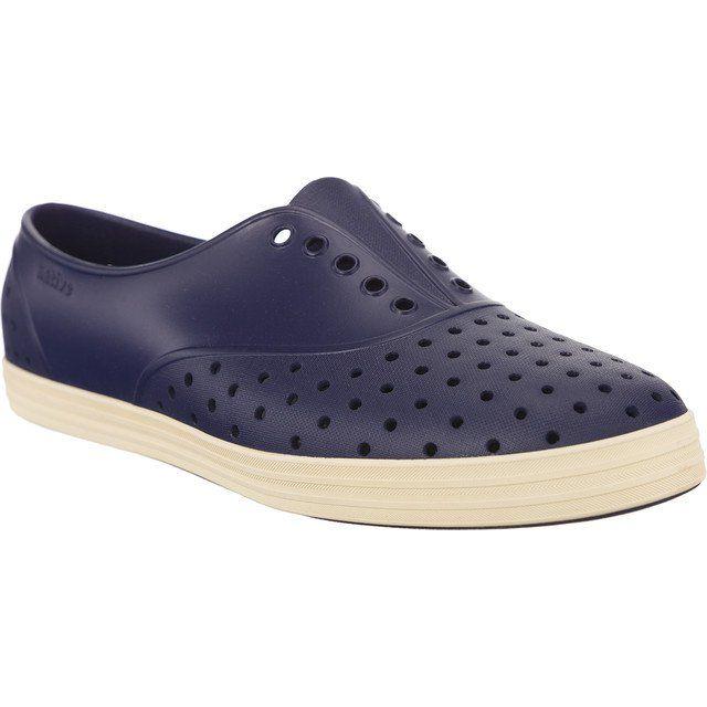 Polbuty Damskie Native Niebieskie Native Jericho Regatta Blue 485 Slip On Sneaker Sneakers Regatta