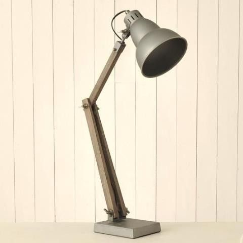 Wooden angle poise table lamp within reason light stuff for wooden angle poise table lamp within reason mozeypictures Images