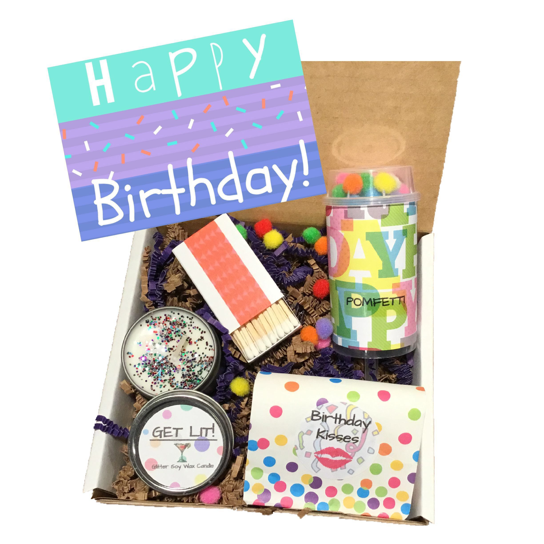 Birthday gift box of sunshine happy birthday box happy