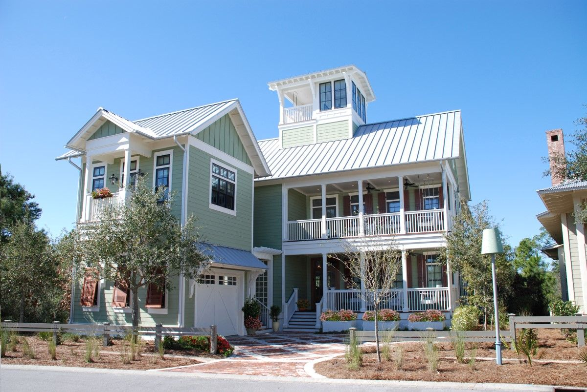Florida Architects Watersound Watercolor Rosemary Beach Archiscapes