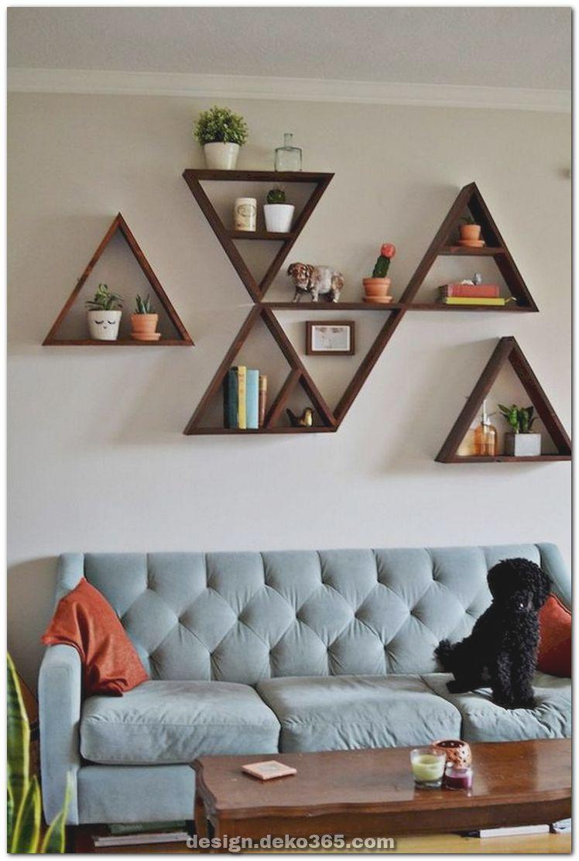 Tolle kreative DIY Projekte, Möbelstück, Wohnzimmer, Tisch, roter ...