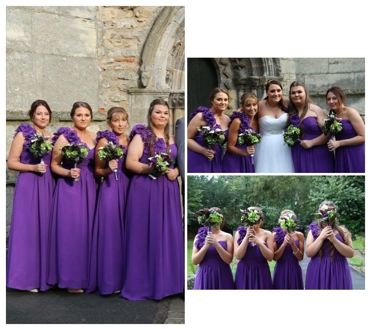 Eloise\'s Secret Closet Gallery of our Bridesmaids ......Real life ...