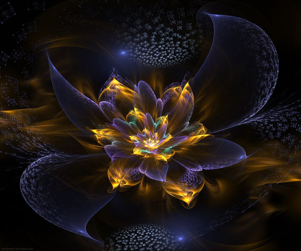 Solaris Flower by Shroomer83