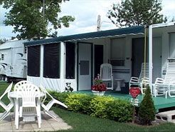 Add-a-room - For auto roll-up awning | Add a room, Rv ...